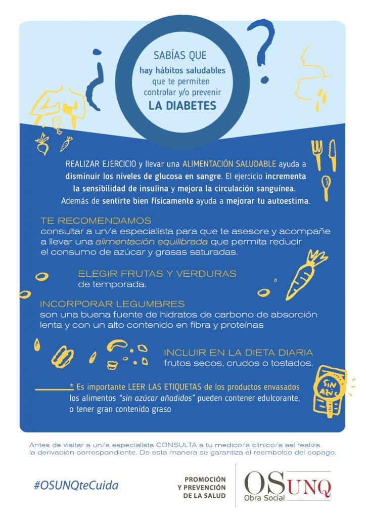 alimentacion – diabetes