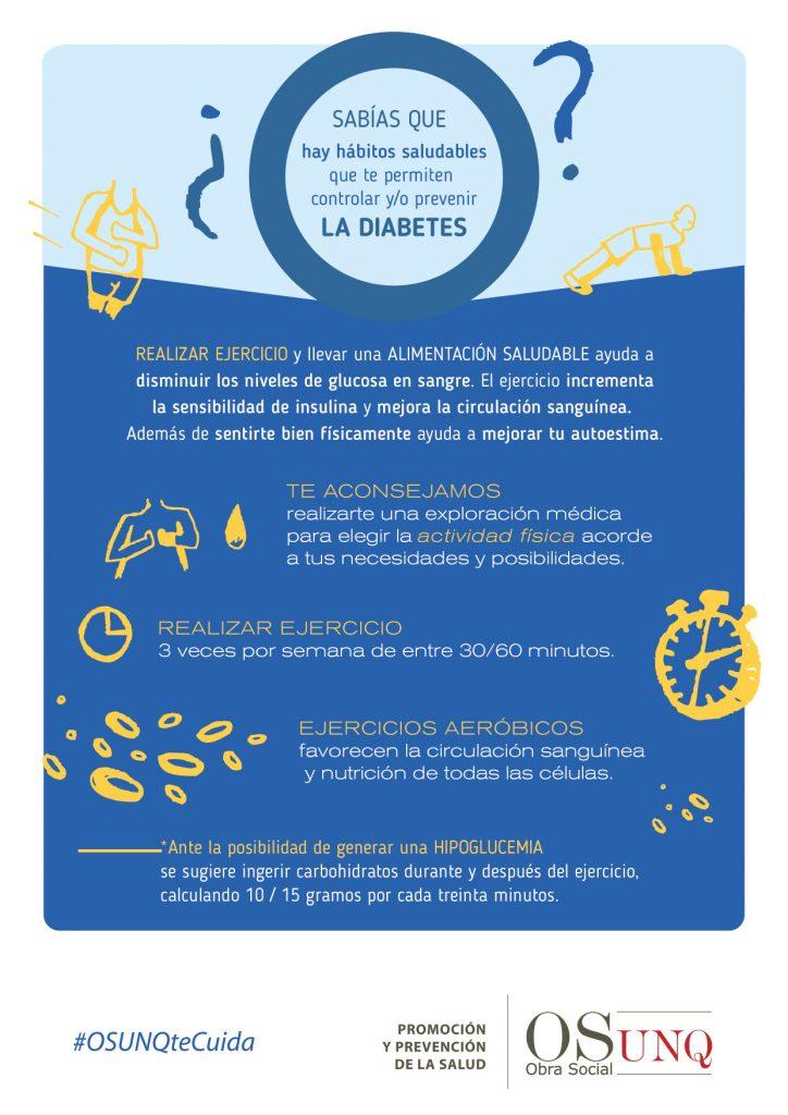 ejercicio – diabetes